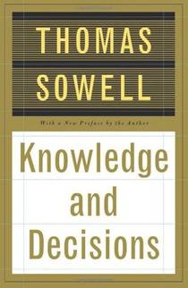 Picture of a book: Knowledge And Decisions