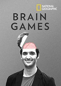 Picture of a TV show: Brain Games