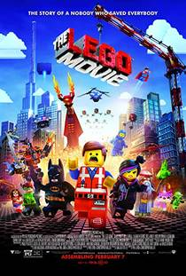 Picture of a movie: The Lego Movie