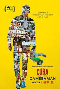 Picture of a movie: Cuba And The Cameraman