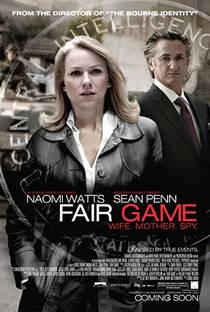 Picture of a movie: Fair Game