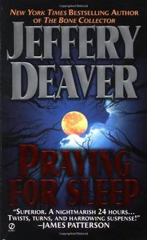 Picture of a book: Praying For Sleep