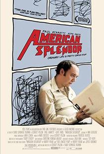 Picture of a movie: American Splendor