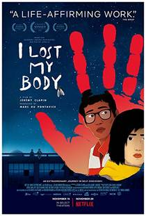 Picture of a movie: I Lost My Body