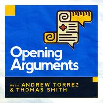 Picture of a podcast: Opening Arguments