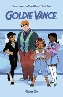 Picture of a book: Goldie Vance Vol. 2