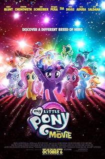 Picture of a movie: My Little Pony: The Movie