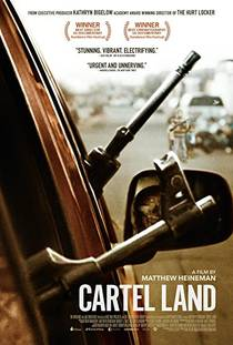 Picture of a movie: Cartel Land