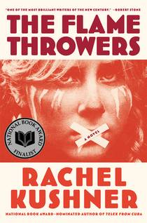 Picture of a book: The Flamethrowers