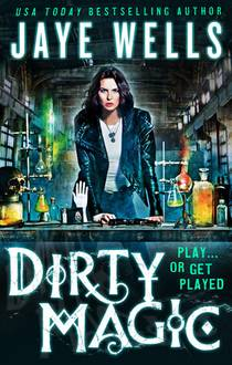 Picture of a book: Dirty Magic