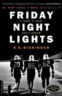 Picture of a book: Friday Night Lights: A Town, A Team, And A Dream