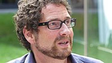 Picture of an author: Kenneth Oppel