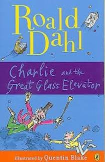 Picture of a book: Charlie And The Great Glass Elevator