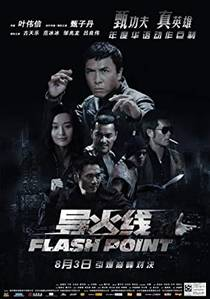 Picture of a movie: Flash Point