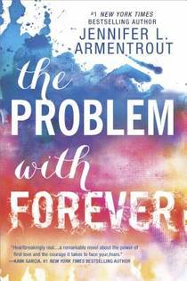 Picture of a book: The Problem With Forever