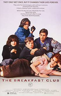 Picture of a movie: The Breakfast Club