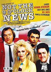Picture of a TV show: Not The Nine O'clock News