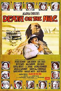Picture of a movie: Death On The Nile