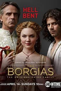 Picture of a TV show: The Borgias
