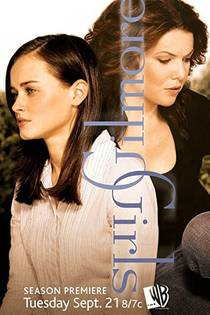 Picture of a TV show: Gilmore Girls