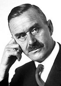 Picture of an author: Thomas Mann