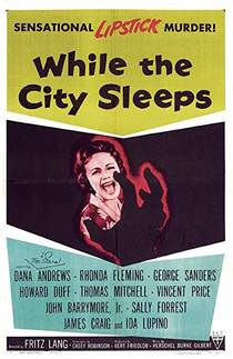Picture of a movie: While the City Sleeps