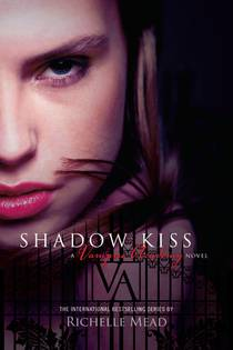 Picture of a book: Shadow Kiss