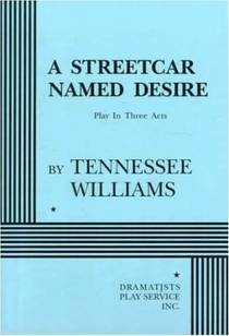 Picture of a book: A Streetcar Named Desire