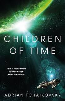Picture of a book: Children Of Time
