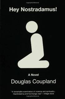 Picture of a book: Hey Nostradamus!