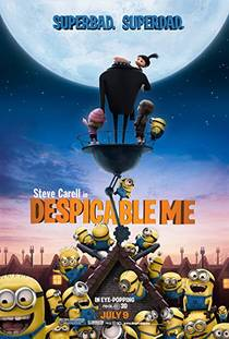 Picture of a movie: Despicable Me