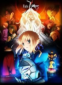 Picture of a TV show: Fate/zero