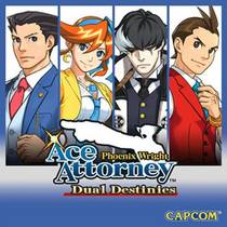 Picture of a game: Phoenix Wright: Ace Attorney - Dual Destinies