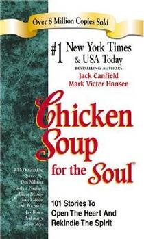 Picture of a book: Chicken Soup For The Soul