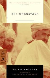 Picture of a book: The Moonstone