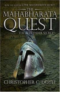 Picture of a book: The Mahabharata Quest: The Alexander Secret