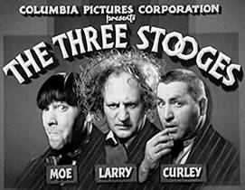 Picture of a TV show: The Three Stooges Show