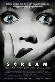 Picture of a movie: Scream