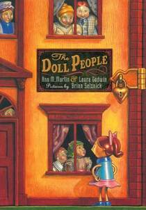 Picture of a book: The Doll People