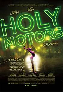 Picture of a movie: Holy Motors