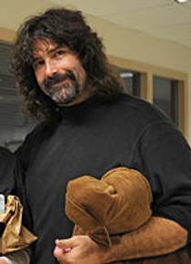 Picture of an author: Mick Foley