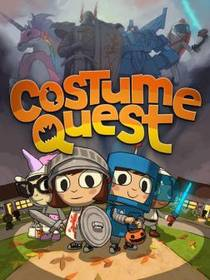 Picture of a game: Costume Quest