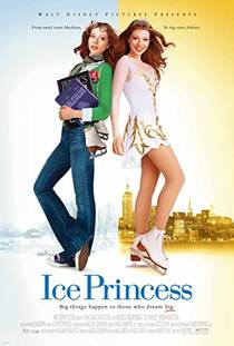 Picture of a movie: Ice Princess