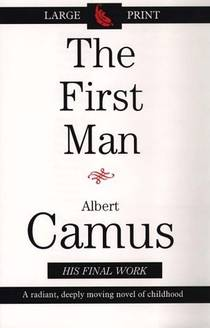 Picture of a book: The First Man