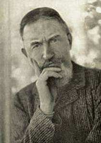 Picture of an author: George Bernard Shaw