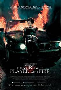 Picture of a movie: The Girl Who Played With Fire