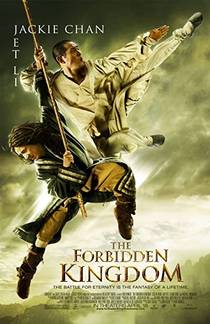 Picture of a movie: The Forbidden Kingdom