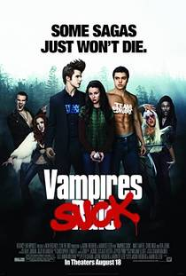 Picture of a movie: Vampires Suck