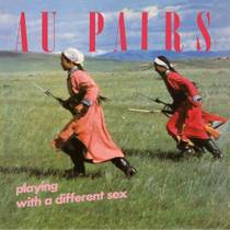 Picture of a band or musician: Au Pairs