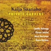 Picture of a band or musician: Kaija Saariaho
